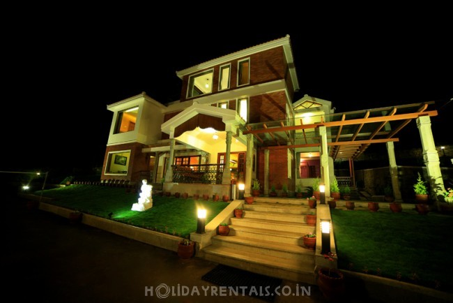 Valley and Lake View Rooms, Udhagamandalam - Ooty