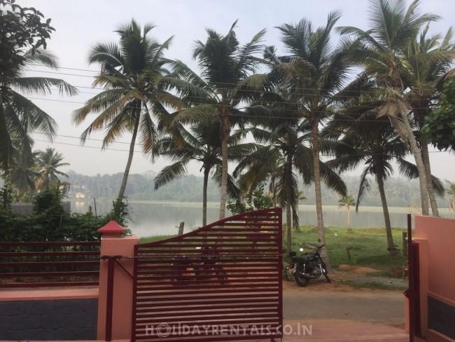 6 Bedroom lake facing Villa Vellayani, Trivandrum