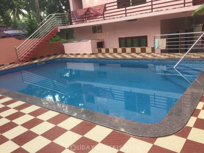 6 Bedroom lake facing Villa Vellayani, Trivandrum