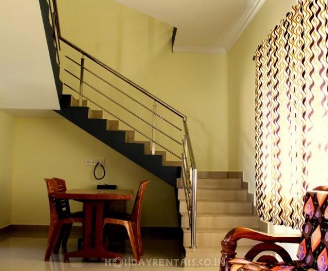 3 Bedroom Bungalow, Kodagu Coorg