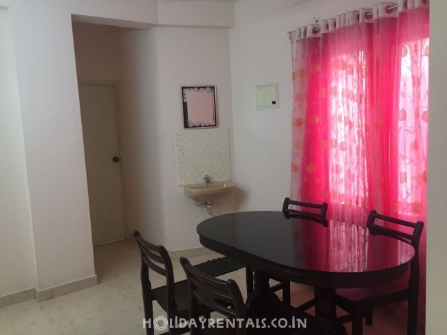 2 Bedroom Lakeview Flat, Kochi
