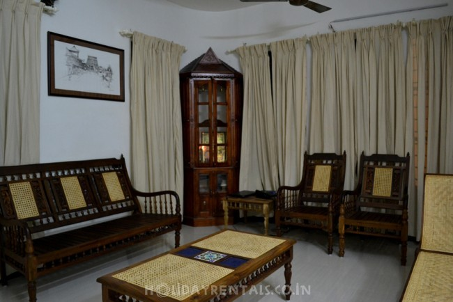 Royal Heritage Villa, Trivandrum