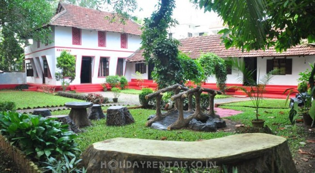 Heritage Holiday Home, Kochi