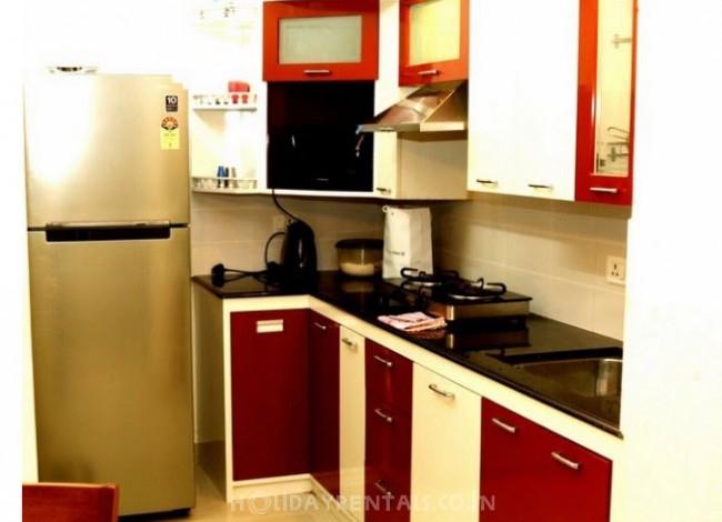 Serviced apartments near Technopark, Trivandrum