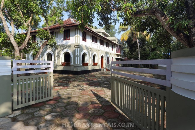 Lake View Heritage Home, Kochi