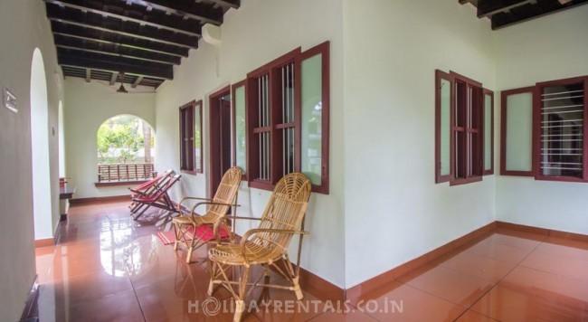 Lake View Heritage Home, Kochi
