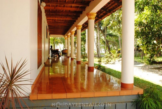 River Side Heritage Home, Kochi
