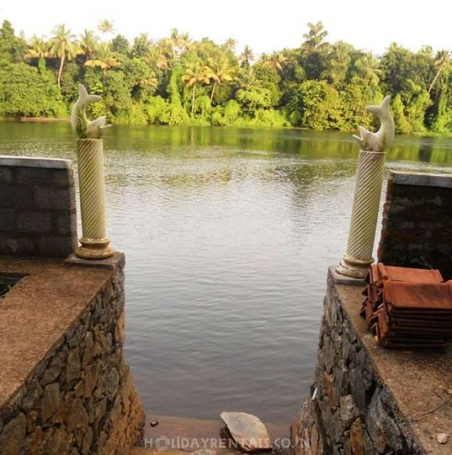 Stay Near Chalakkudi River, Kochi