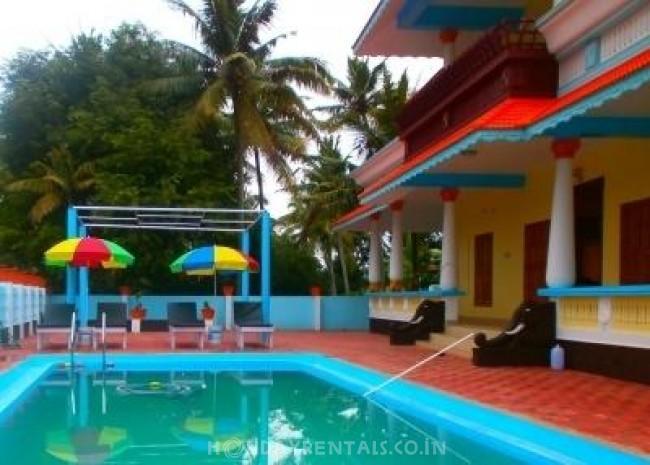 5 Bedroom Holiday Villa, Trivandrum