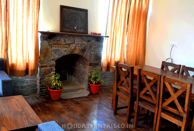Holiday Cottages, Manali
