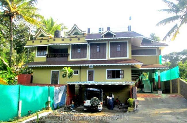 Stay Near Elephant Junction , Thekkady
