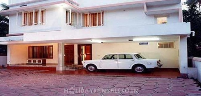 Holiday Flat Near Kaloor Beach, Kochi