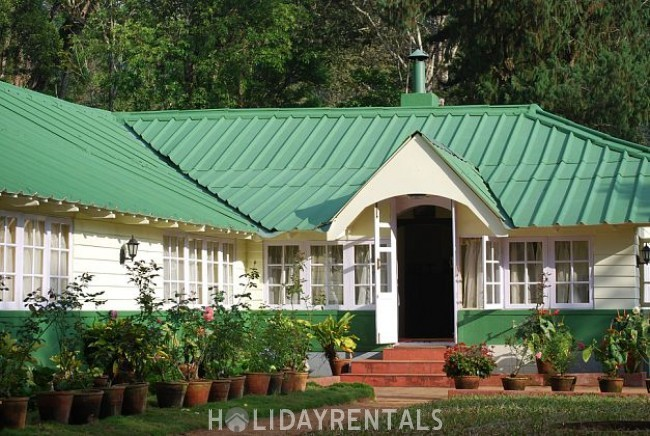 Colonial Style Heritage Home, Idukki