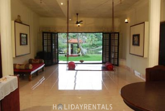 Water Front Holiday Stay, Ernakulam