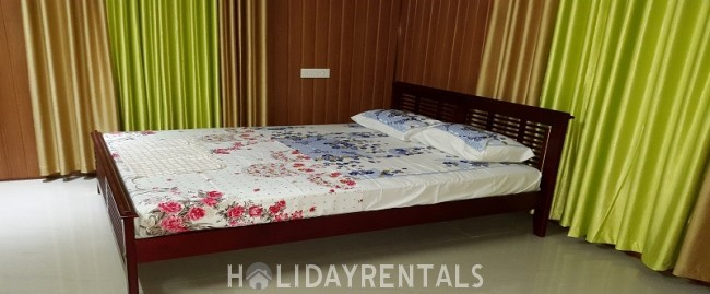 2 Bedroom Holiday Home, Kollam