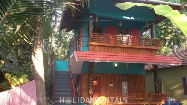 5 Bedroom Holiday Stay, Kollam