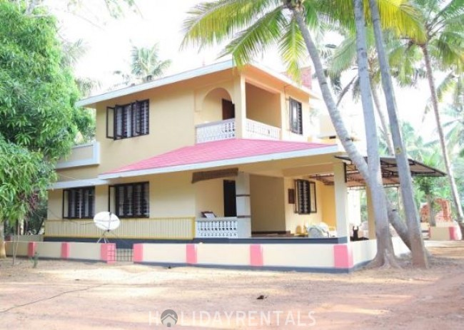 1 Bedroom Holiday Home, Kollam