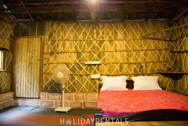 Bamboo Huts, Munnar