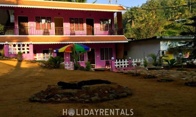 6 Bedroom Holiday Home, Munnar