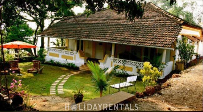 3 Bedroom Holiday Villa - North Goa, Bardez