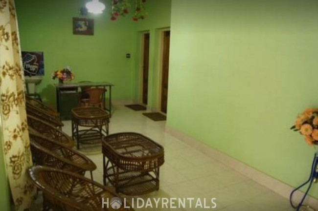 2 Bedroom Holiday Home, Thekkady