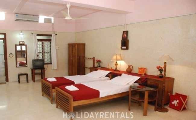 2 Bedroom Holiday Home, Kannur