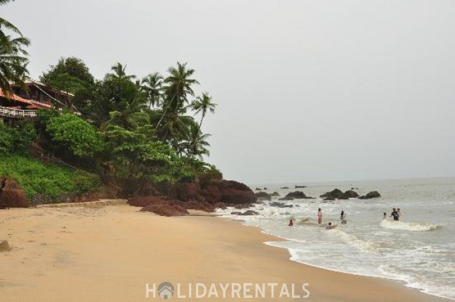Beach View Holiday Stay, Kannur