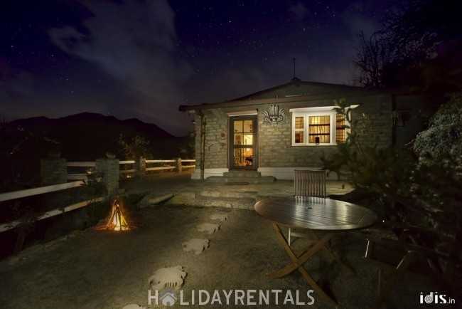 Mountain View Holiday Cottage, Nainital