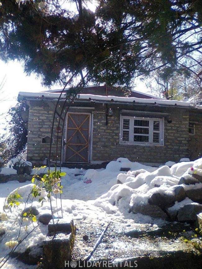Mountain View Holiday Cottage, Nainital