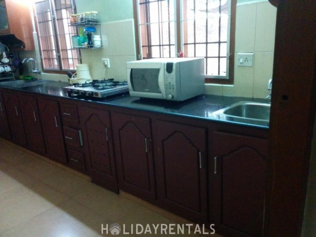 2 Bedroom Holiday Home, Kottayam