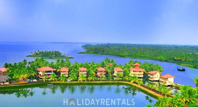 Water Front Cottages, Kottayam