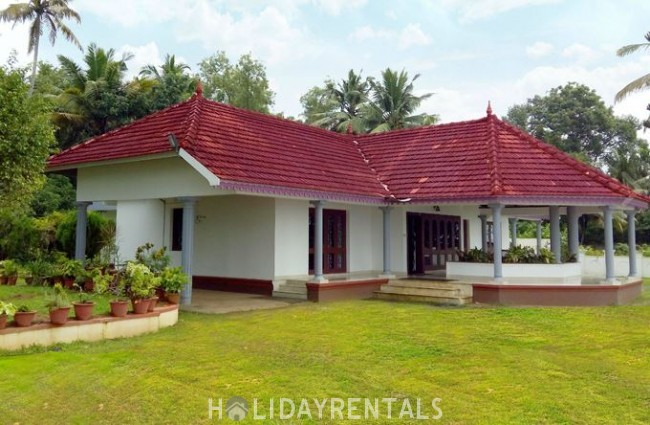 6 Bedroom Holiday Home, Alleppey