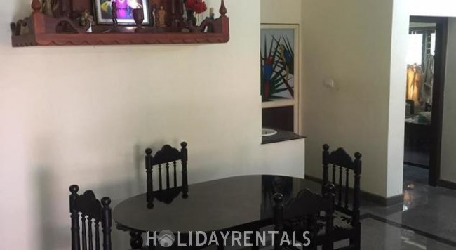 4 Bedroom Holiday Home, Alleppey