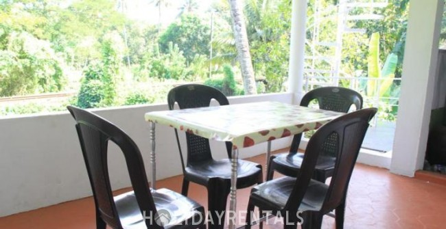 2 Bedroom Holiday Home, Alleppey