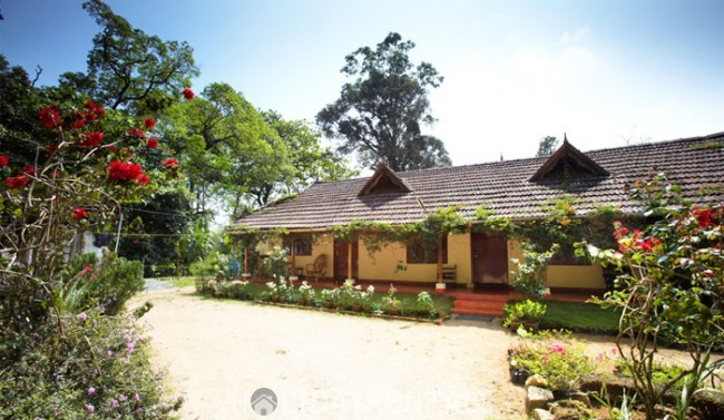 Garden View Holiday home, Munnar