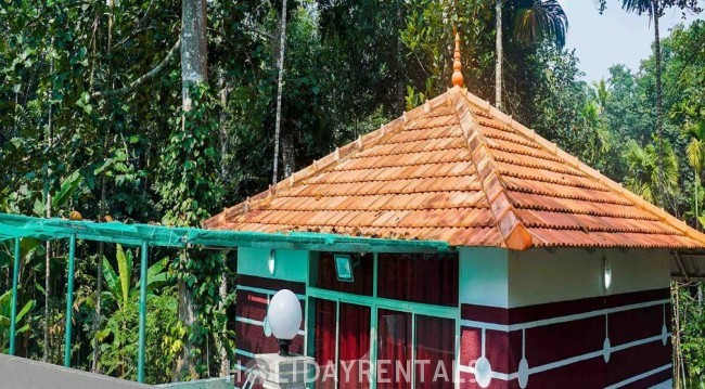 Stay Near Mankayam Waterfalls, Trivandrum