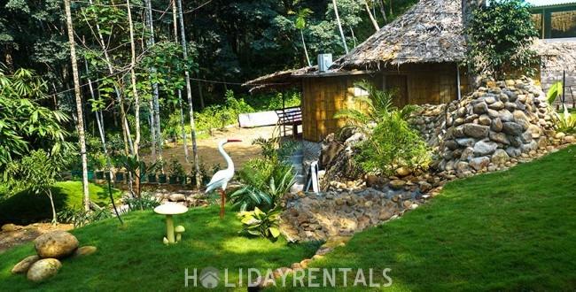 Stay Near Mankayam Waterfalls, Trivandrum