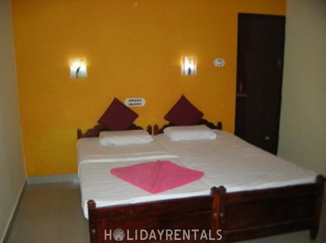 Stay Near Papanasham Beach, Trivandrum