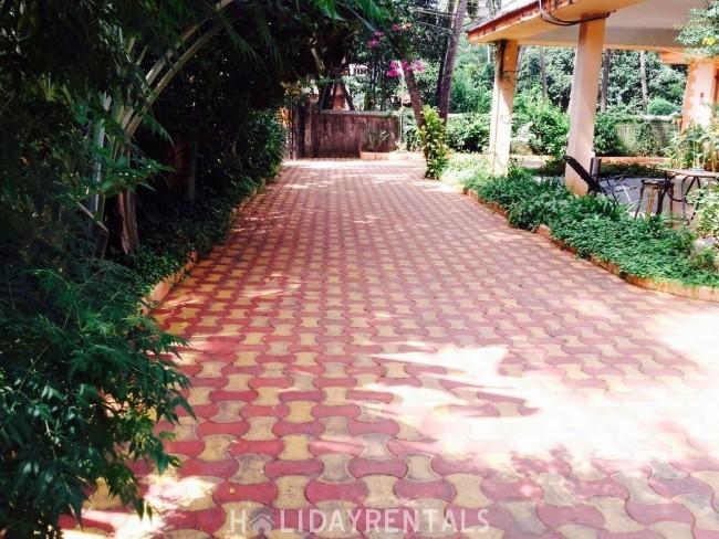 Stay Near Calangute Beach, North Goa