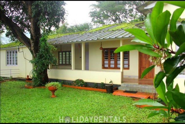 Estate bungalow, Idukki