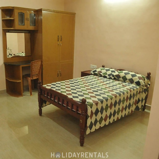 3 Bedroom Holiday Home, Kottayam