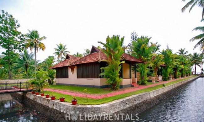 Lake View Holiday Stay, Kottayam