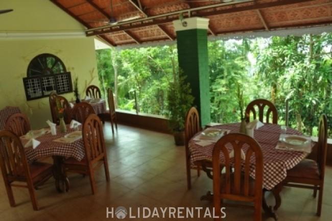 Echo Friendly Holiday Home, Wayanad