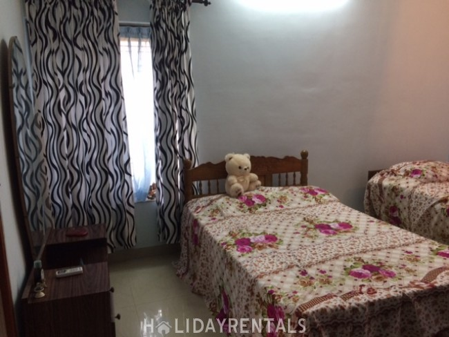 2 Bedroom Holiday Home, Trivandrum