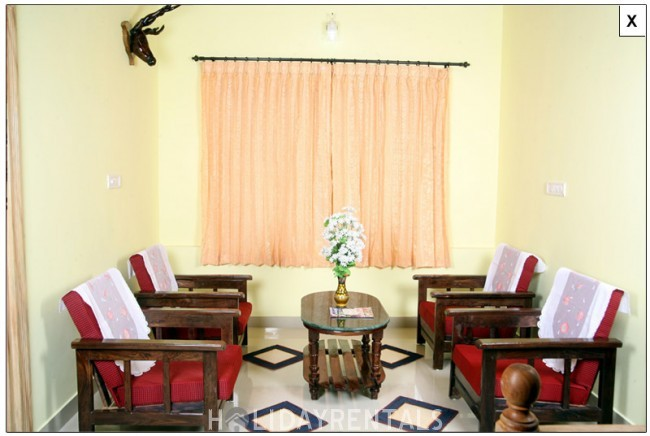 Echo Friendly Holiday Home, Wayanad