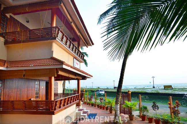 Muzhappilangad Drive in Beach Home, Kannur