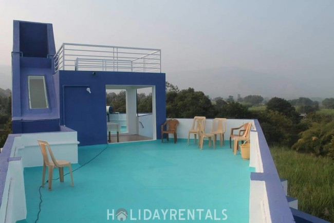 4 Bedroom Bungalow, Panchgani