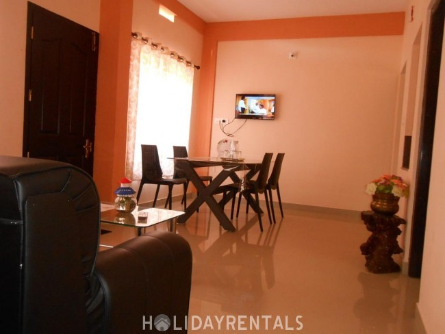 2 Bedroom Flat, Wayanad