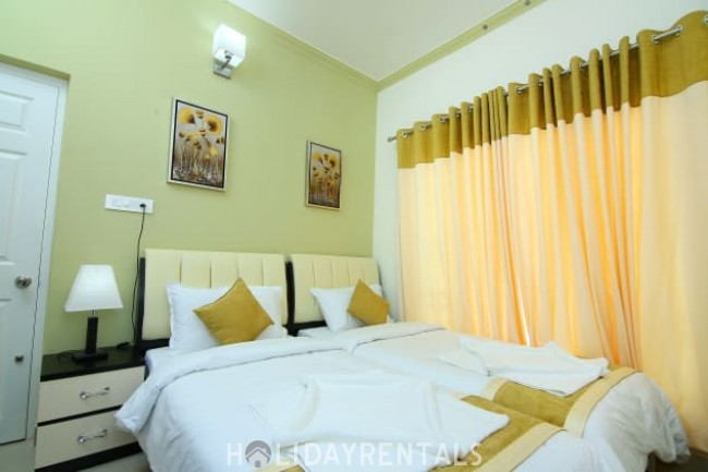 Holiday 2 And 3 Bedroom Flat, Wayanad