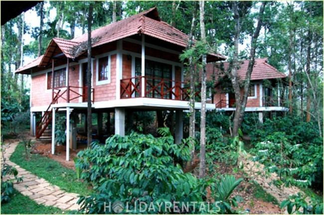 Coffee Plantation View Cottage, Wayanad